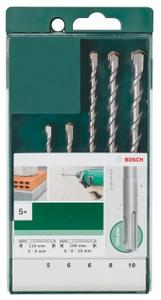 Набор сверл Bosch (2609255541) по бетону (5пред.) для дрелей