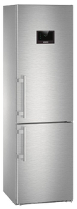 Холодильник Liebherr CBNes 4898 серебристый
