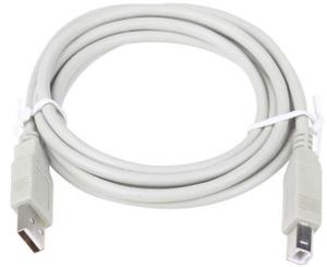 Кабель USB2.0  A-->B (1.8м) Telecom <TC6900-1.8M>
