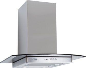 Вытяжка ELIKOR Кристалл 60Н-430-К3Д серебристый