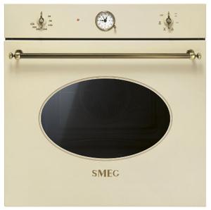 Духовой шкаф SMEG SF800PO бежевый