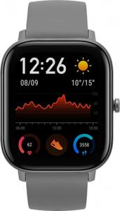 Смарт-часы Xiaomi Huami Amazfit GTS серый