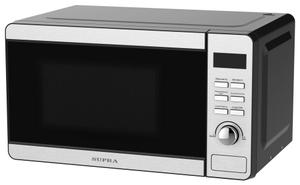 Микроволновая печь Supra 20TB42 серебристый