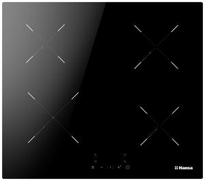 Индукционная варочная поверхность Hansa BHI68302 черный