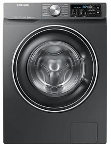 Стиральная машина Samsung WW80R62LVEX серый