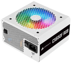 Блок питания Corsair CX650F RGB White [CP-9020226-EU] 650 Вт