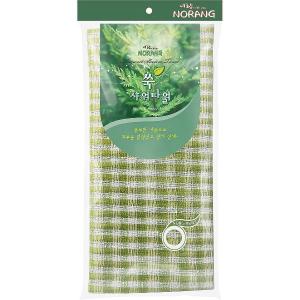 Массажная мочалка с полынью Mugwort Massage Shower Towel