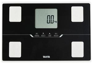 Весы напольные Tanita BC-401BLACK черный
