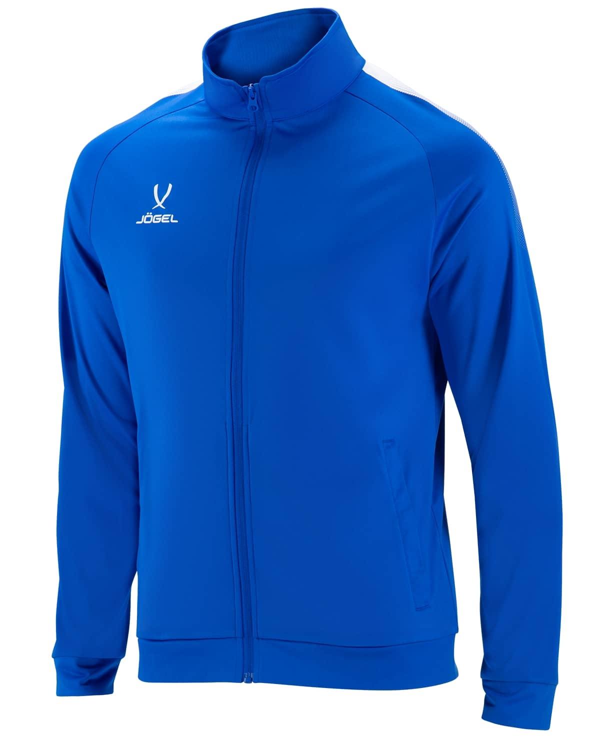 Олимпийка детская CAMP Training Jacket FZ, синий