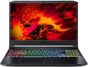 Ноутбук игровой Acer Nitro 5 (AN515-55-79CT) черный