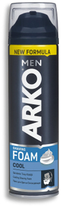 Пена для бритья охлаждающая Cool 200мл ARKO