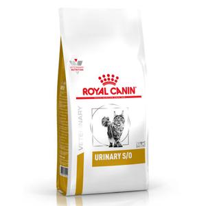 Royal Canin Urinary S/O сухой корм для кошек при лечении и профилактике МКБ 1.5г