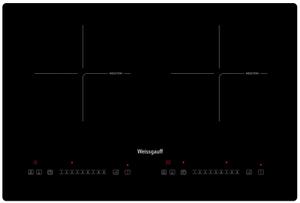 Индукционная варочная поверхность Weissgauff HI 412 H черный