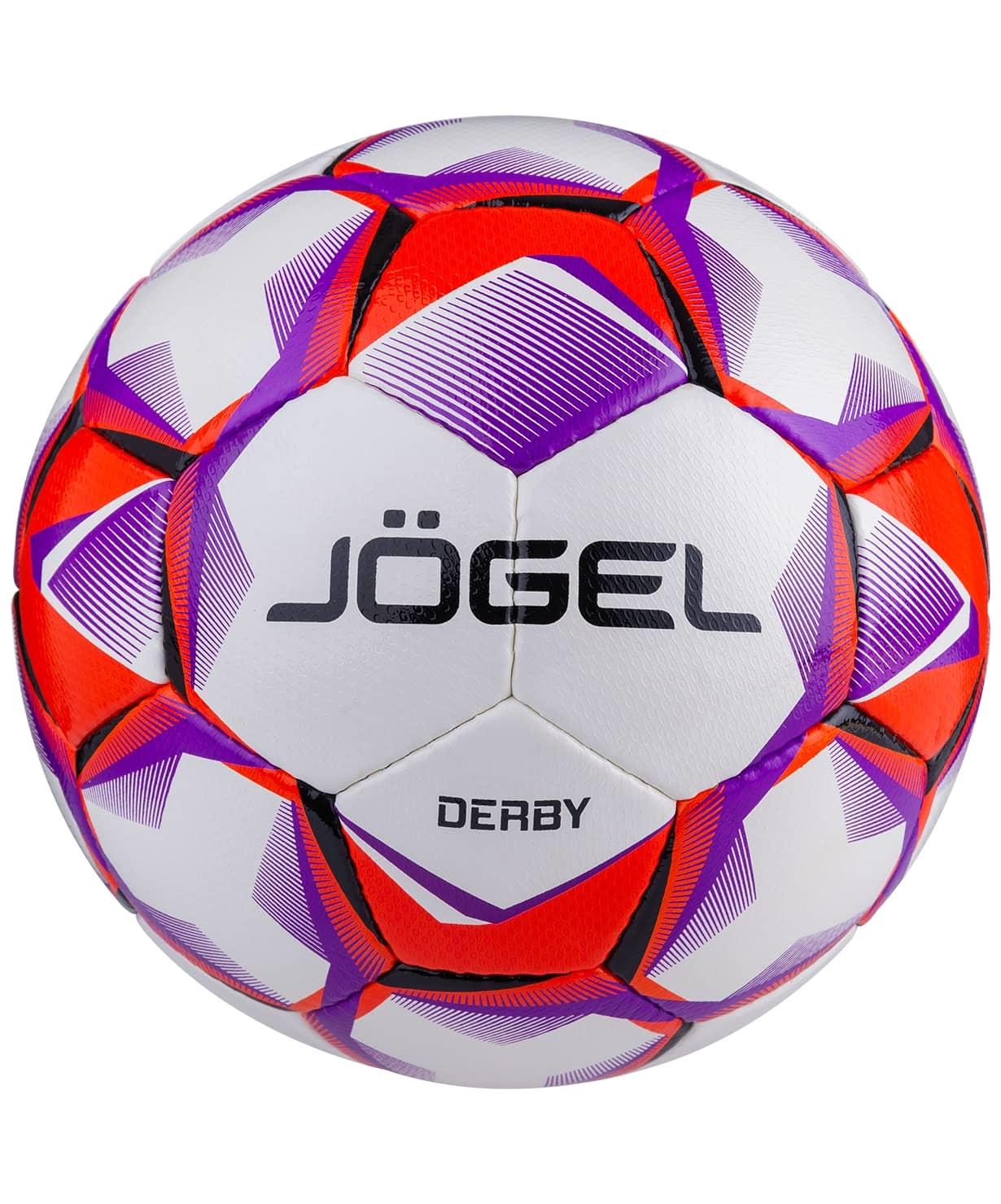 Мяч футбольный Derby №5 (BC20)