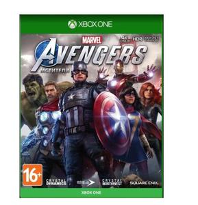 Игра на Xbox One Мстители Marvel [Xbox One, русская версия]