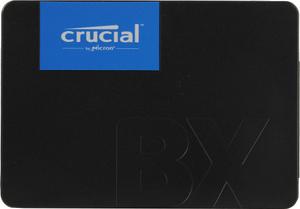 Накопитель SSD Crucial BX500 [CT240BX500SSD1] 240 ГБ