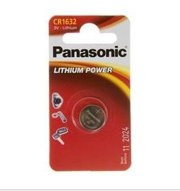 Panasonic Power Cells CR1632 B1 батарейка