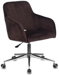 Кресло офисное Бюрократ CH-380SL коричневый