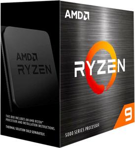 Процессор AMD Ryzen 9 5950X (без кулера) BOX