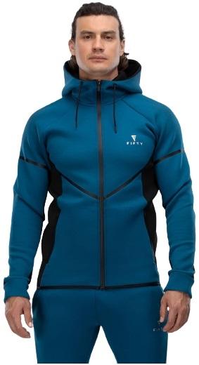 Мужской джемпер Splendor FA-MJ-0102-BBL, синий/черный