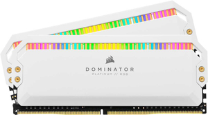 Оперативная память Corsair [CMT32GX4M2C3200C16W] DOMINATOR PLATINUM RGB 32 Гб DDR4