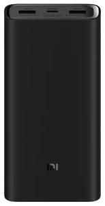 Портативное ЗУ Xiaomi Mi Power Bank 3 Pro 20000 mAh черный