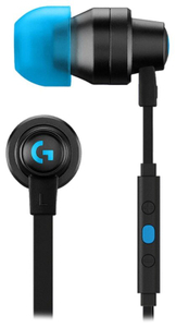 Проводные наушники Logitech Headset Gaming G333 черный