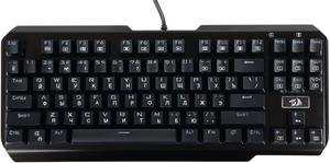 Клавиатура проводная Redragon Usas черный