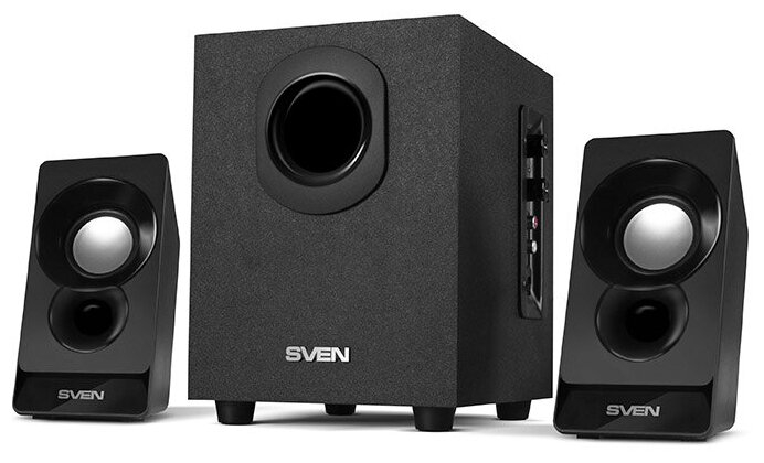 Колонки Sven MS-85 черный