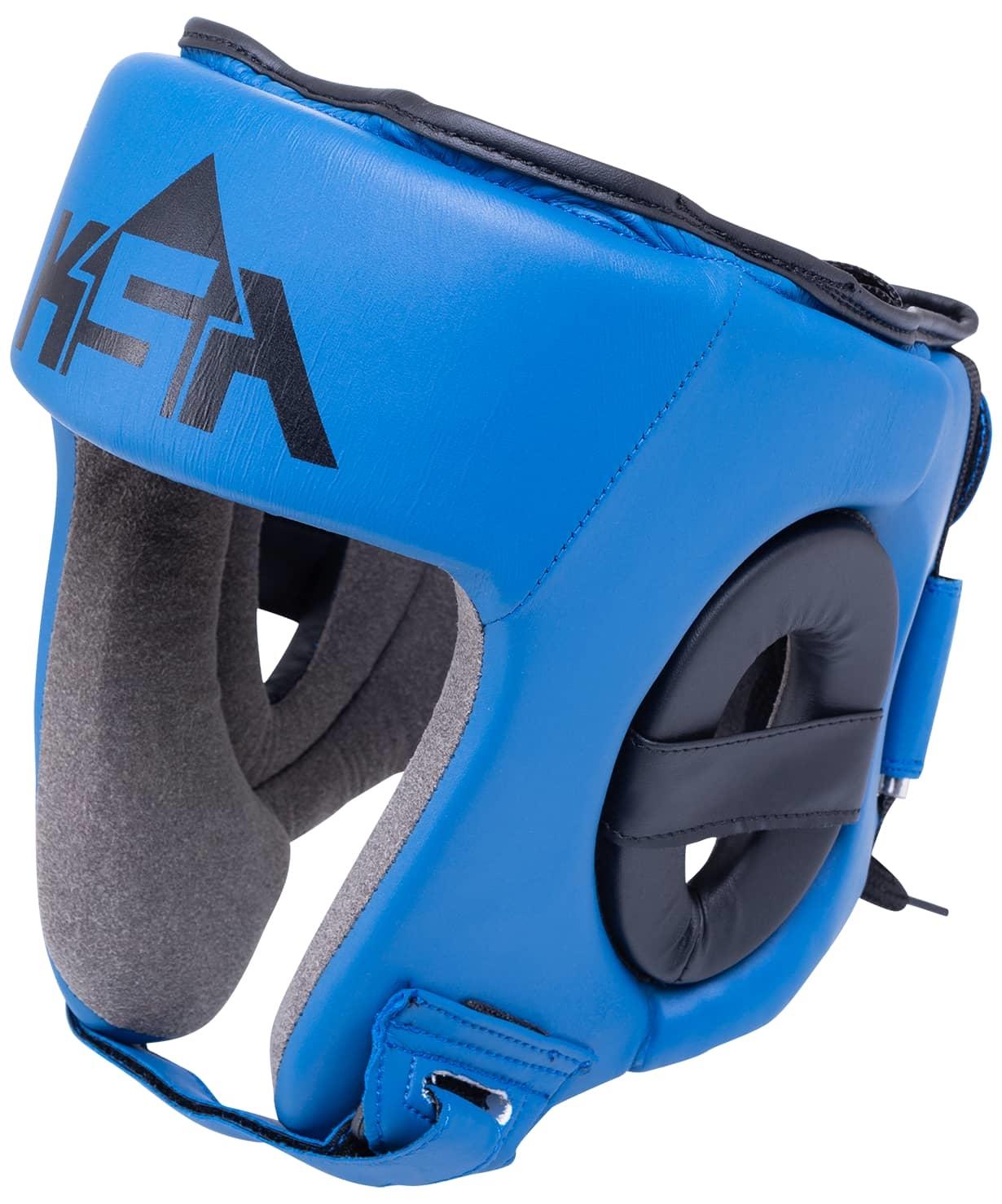 Шлем открытый Champ Blue, L