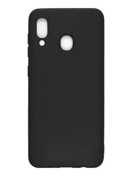 Защитный чехол ТПЮ для Samsung Galaxy A30 2019 черный