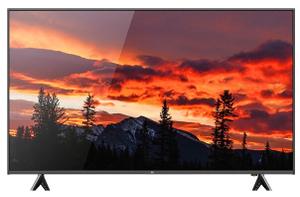 """Телевизор BQ 50S04B 50"""" (125 см) черный"""