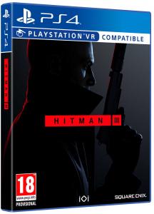 Игра на PS4 HITMAN 3 (поддержка PS VR) [PS4, русская документация]