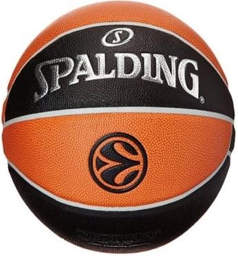 Мяч баскетбольный TF-1000 Euroleague, №7