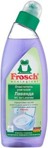 Средство для мытья унитаза 750мл Лаванда  Frosch