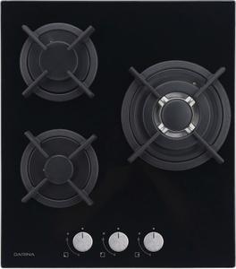 Газовая варочная панель DARINA 2T2 C4308 B черный