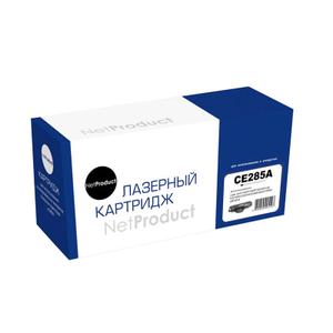 Картридж NetProduct NEW CE285A, 1,6K