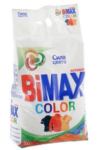 Стиральный порошок Сolor 3кг BiMax