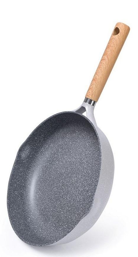 Сковорода Fissman SHADOW BORNEO 24x7,2см
