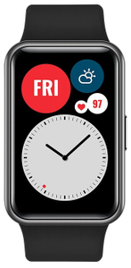 Смарт-часы Huawei WATCH Fit Elegant черный