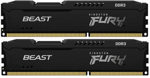 Оперативная память Kingston FURY [KF316C10BBK2/8] 8 Гб DDR3