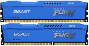 Оперативная память Kingston FURY [KF318C10BK2/16] 16 Гб DDR3