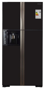 Холодильник Hitachi R-W 722 PU1 GBW коричневый