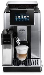 Кофемашина Delonghi ECAM610.75.MB серебристый