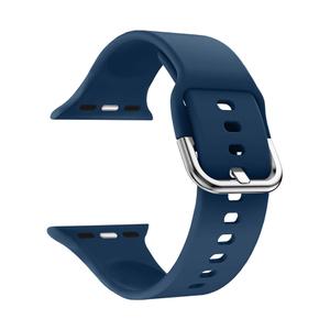 Силиконовый ремешок для Apple Watch 42/44 mm LYAMBDA AVIOR DSJ-17-44-BL Blue