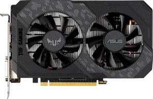 Видеокарта Asus GeForce GTX 1650 [TUF-GTX1650-O4GD6-P-GAMING] 4 Гб