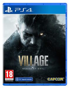 Игра на PS4 Resident Evil Village [PS4, русская версия]