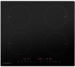 Индукционная варочная поверхность MAUNFELD EVSI594BK черный