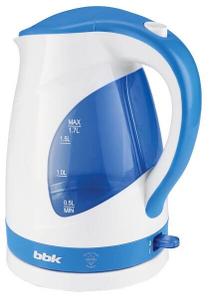 Чайник электрический BBK EK1700P синий