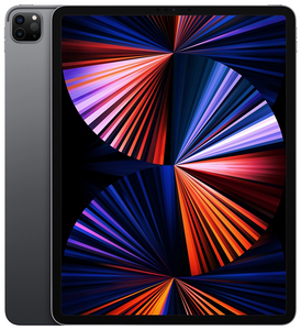 "Планшет Apple iPad Pro Wi-Fi + Cellular (2021) MHR43RU/A 12,9"" 128 Гб серый"